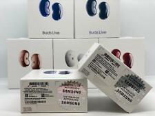 Samsung Galaxy Buds Live SM-R180 AKG Earbuds Bluetooth Earphones NEW ORIG SEALED