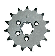 Kawasaki KMX125 front sprocket 428 pitch 15t (86-03) for original fitment chain