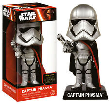 Funko Figura Bobble Head Capitán Phasma Wocky Wobbler - Star Wars VII