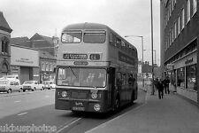 WMPTE BON555C Birmingham Bus Photo