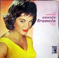 LP / CONNIE FRANCIS / US PRESSUNG 1961 / RARITÄT /