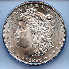 1880-s Morgan (ICG-MS 65) SEE PROMOTION
