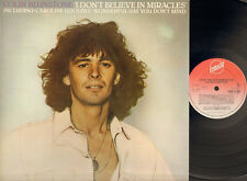 COLIN BLUNSTONE I Don't Believe in Miracles LP Zombies Caroline Goodbye