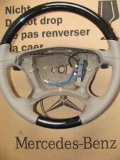 holzlenkrad Lenkrad SL CLS CLK holz a 2304609803 w209  R230 steering wheel wood