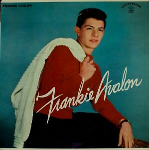 Frankie Avalon (self titled) CHL-5001/ VINYL LP