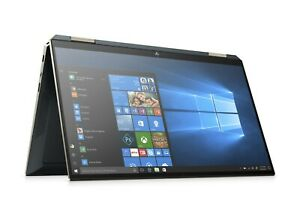HP Spectre x360 13-aw2054na 4K OLED  Blue Laptop i7-1165G7 16GB 1TB SSD 34Z50EA