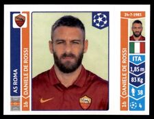 Panini Champions League 2014/15 - Daniele De Rossi AS Roma No. 405