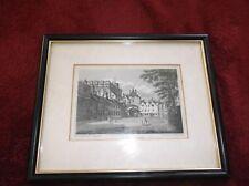 Antique Warren Copper Engraving, Scotland Yard Dr Hughsons Description of London