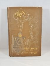 The Chase of the Meteor Book Edwin Lassetter Bynner 1891 Hardcover Antique