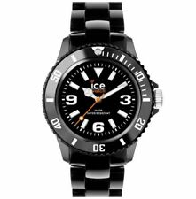 ICE-Watch - Montre Mixte - Quartz Analogique - Ice-Solid - Black - Cadran Noir