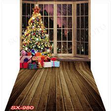 Christmas10'x20'Computer/Digital Vinyl Scenic Photo Backdrop Background SX980B88