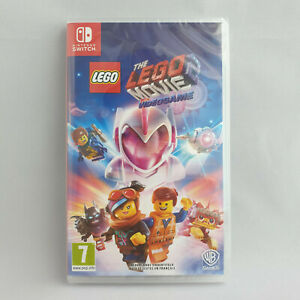 Nintendo Switch - The Lego Movie 2 Videogame NEW SEALED