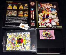 LEAGUE BOWLING Neo Geo AES NTSC USA Version ORIGINAL Neogeo Japonés COMPLETO SNK