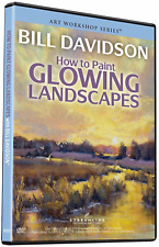 Bill Davidson: How To Paint Glowing Landscapes - Art Instruction DVD