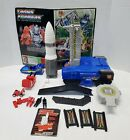 N40 ORIGINAL AUTHENTIC 1980\'S HASBRO TRANSFORMERS G1 COUNTDOWN - COMPLETE