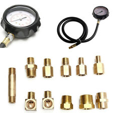 Car / Truck Wave Box Oil Pressure Meter Tester Diagnostic Service Set Tools