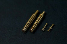 M134 Minigun (early) barrels (2 pieces)  1/72 Mini World # 7238a