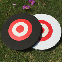 EVA Arrow Target Outdoor Foam Board Bow Moving Shooting Practice Black & White