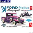 AMT 1120 1/25 1934 Ford Pickup Customizing Model Kit