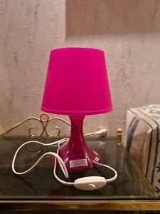 Ikea Lampe Nachttisch Pink