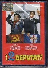 dvd I 2 DEPUTATI Franco FRANCHI Ciccio INGRASSIA