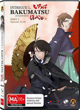 Intrigue In The Bakumatsu (Part 2) - 2DVD R4 Anime