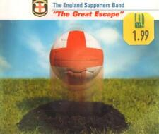 England Supporters Band(CD Single)The Great Escape-New