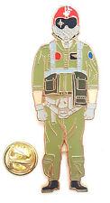 USAF Pilot Enamel Lapel Pin Badge