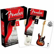 Fender Stratocaster 60th playing cards brand new