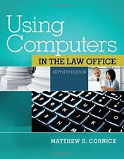 Using Computers in the Law Office (with Premium Web Site Printed Access Card)…