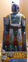 """Star Wars 18"""" Boba Fett Action Figure Brand New Ships FREE in US"""