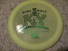Latitude 64 Opto Line Cutlass 174 gram golf disc Ky Championships