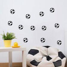 Wandtattoo Fußball Wandsticker Kinderzimmer Wandaufkleber Kind Ball Premium Neu