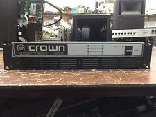 Crown COM-TECH 400 Amplifier *RESTORED and WORKING*