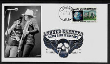 1974 Lynyrd Skynyrd Free Bird Featured on Collector's Envelope *A477