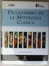 DICCIONARIO DE LA MITOLOGÍA CLÁSICA - RENÉ MARTÍN - ABC / ESPASA 1998 - VER