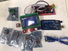More details for ramps 1.4 + mega r3+ lcd 12864 controller 3d printer starter kit for arduino