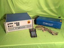 Mecco Marking MeccoMark 20W Fiber YAG Laser Marking System - Lanmark LEC-1