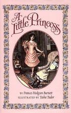 A Little Princess [With Satin Ribbon] by Frances Hodgson Burnett (English) Hardc
