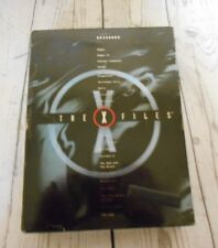The X File Complete Collector's Edition Fifth  Season 20 Episodes Six Discs