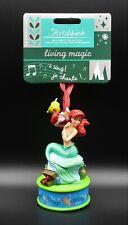 Disney Little Mermaid Holiday Ornament Musical Christmas Ariel & Flounder