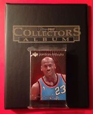 Michael Jordan 1997 Upper Deck Tribute II MJ Impressions 30-card Set with Binder