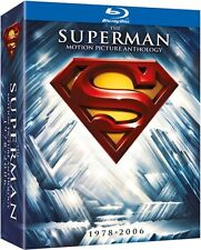The Superman Anthology Collection (Blu-ray) *BRAND NEW*