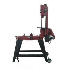 45 Inch Vertical Horizontal Band Saw Cutting Machine Metal Sawing Machine 220v