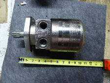 NEW PARKER HYDRAULIC MOTOR TF0195AS050AAAH PLATED