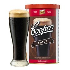 COOPERS STOUT BEER HOME BREW 3 PACK