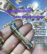 Clearing Poor Debt Batch 3 Phra Ajarn O Takrut Thai Amulet Charm Luck Money Rich