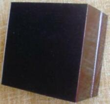 Box Watch dark brown, 10 cm length x 10 cm width x 6.5 cm height