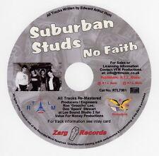 Suburban Studs, No Faith CD  Cat No: RTL7501