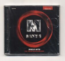 Cd M MIXES Disco Hits THE VISION MASTERMIXERS Volume Five NUOVO MINT